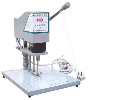 XD 3电动装订机 切纸机 装订机 打孔机 泰兴市现代办公用品厂图片